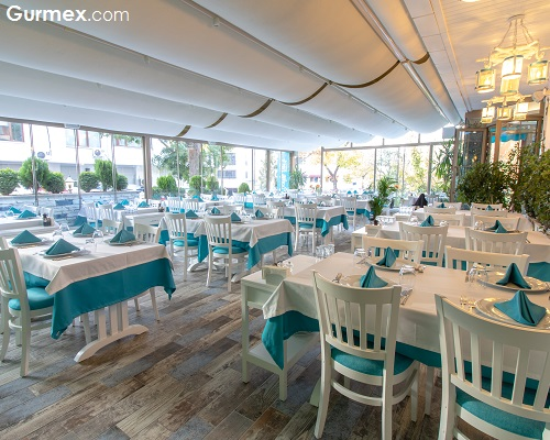 Ejder Usta Ankara'da balık restoran