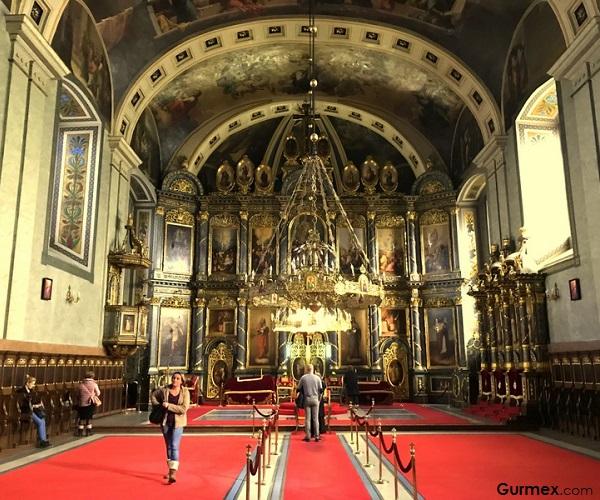 Saint Michael Katedrali Belgrad