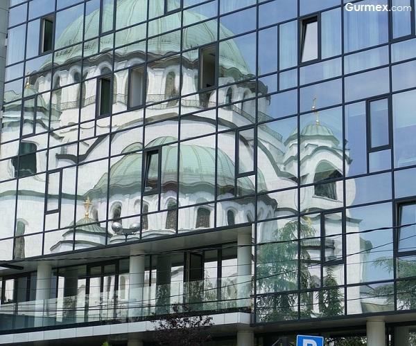 Sava kilisesi Belgrad