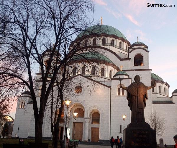 st sava katedrali Belgrad
