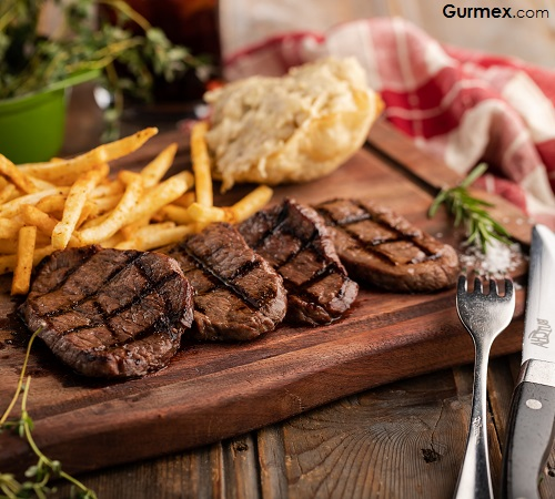 Ankara steakhouse menü