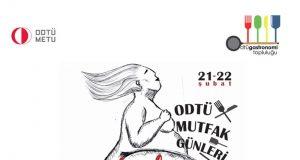 ODTÜ Mutfak Günleri 2019