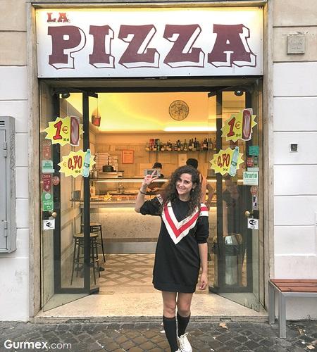 La Pizza Roma'da nerede ne yenir