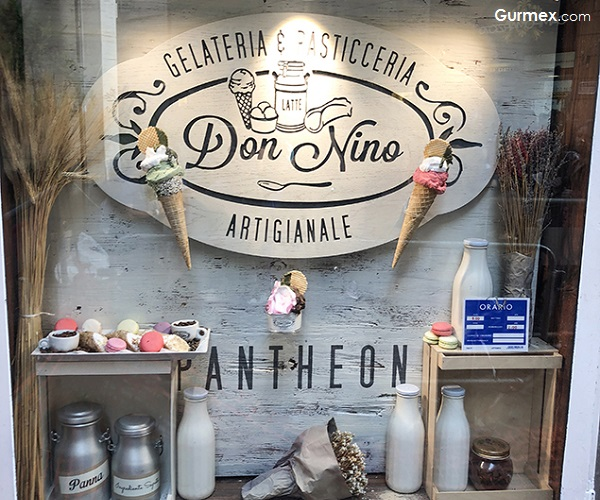 Don Nino Roma'da nerede ne yenir
