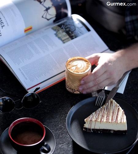 3. nesil kahve Camekan Coffee Roastery Ankara