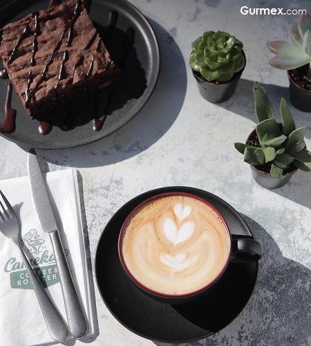 yeni nesil kahve Camekan Coffee Roastery ankara