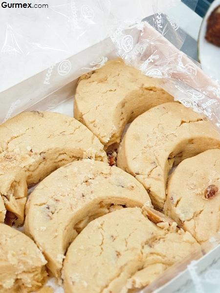 Keçecizade Edirne Kavala kurabiyesi