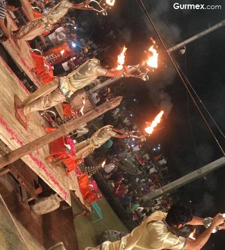 Varanasi ölü yakma ritüelleri