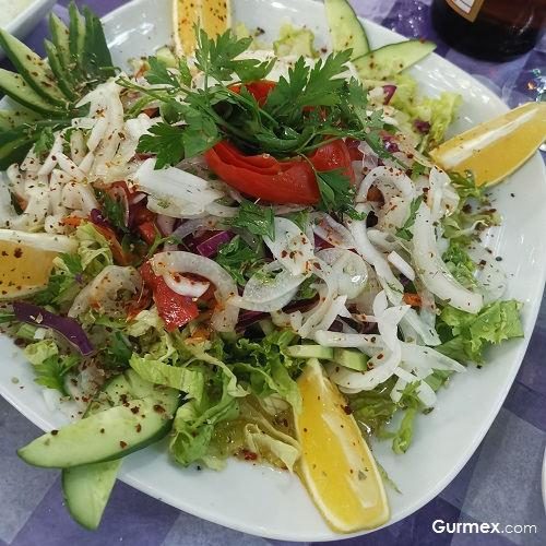 Salata Dostlar Restaurant Akçay