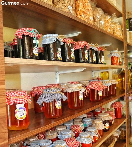 Doğal market Manyas Köy Evi Bursa