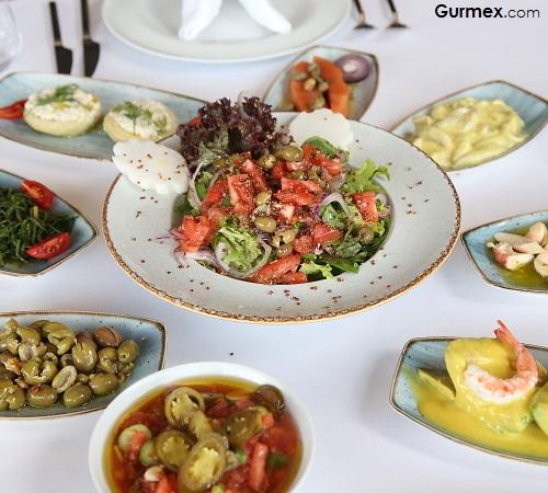 Oran Sardina Restaurant Menü