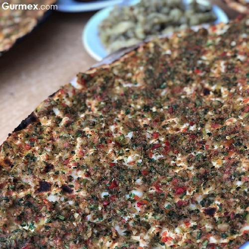 Antep lahmacun Gastroantep