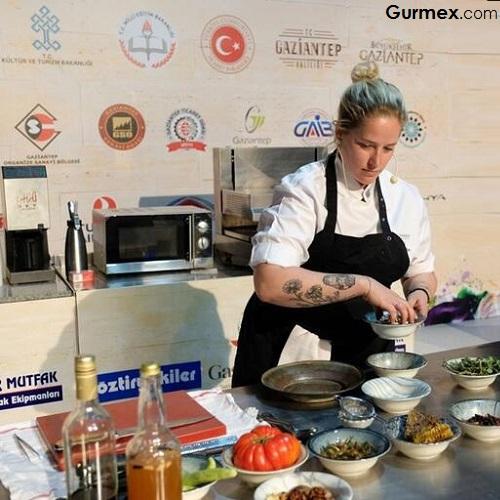 Michelin yıldızlı şefler Gaziantep Gastroantep