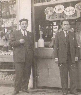 Eski Bursa Pastaneleri