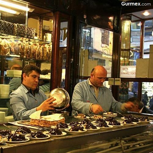 İnci pastanesi Eski İstanbul Pastaneleri