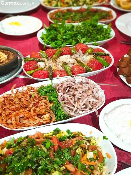 Adana mezeler Elem Restaurant