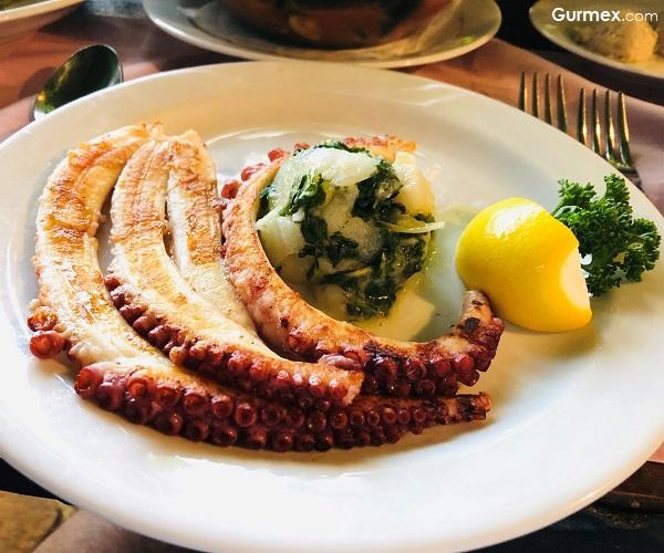 Ahtapot Izgara Porto Restaurant