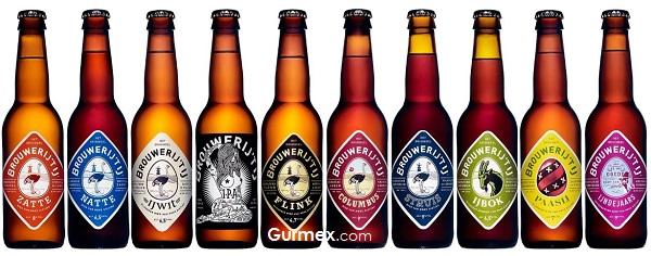 Brouwerij't IJ Bira çeşitleri