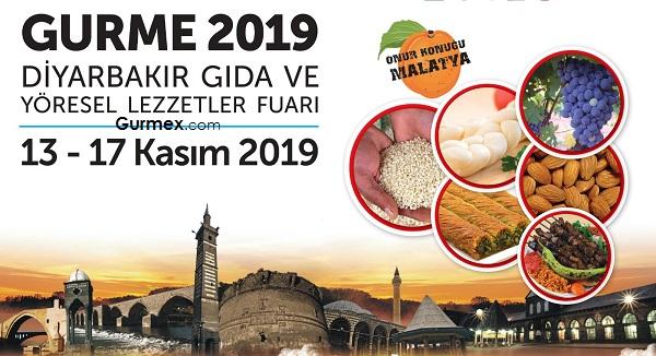 Diyarbakır gastronomi fuarı