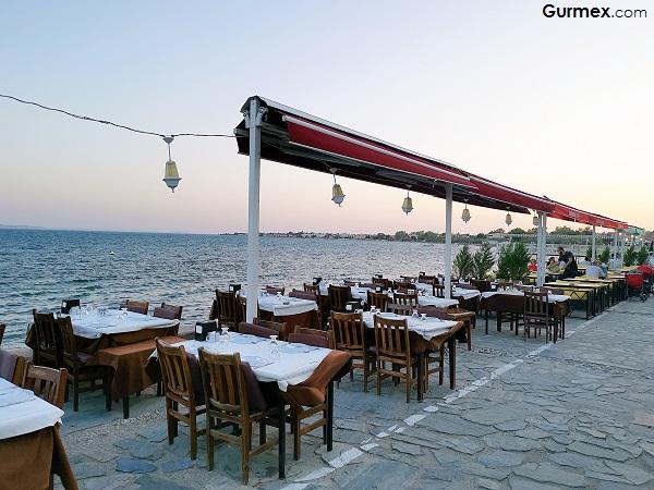 Güre sahil Bacca Restaurant