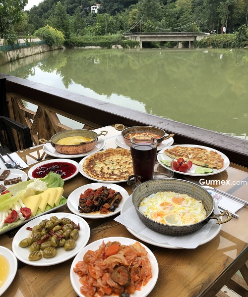 Hayal Vadisi Restaurant Sera Gölü