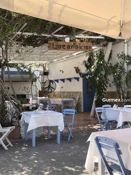 Megisti Lazarakis Restaurant