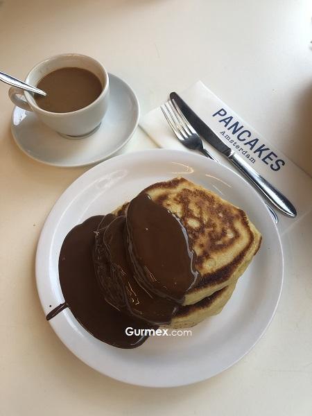 Pankek çeşitleri Pancakes Amsterdam