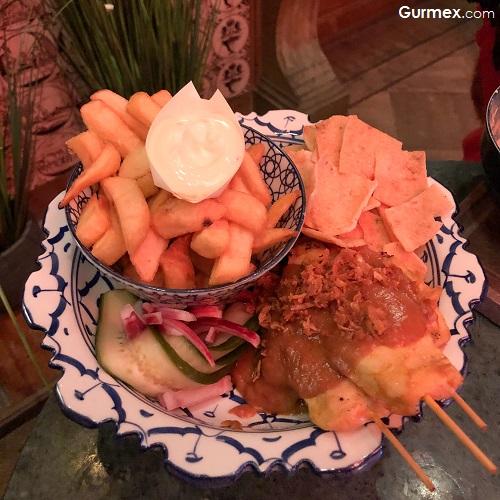 Tayland yemekleri Amsterdam