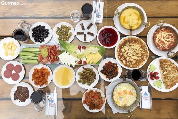 Trabzon Hayal Vadisi kahvaltı fiyatları