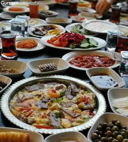 Diyarbakır serpme kahvaltı