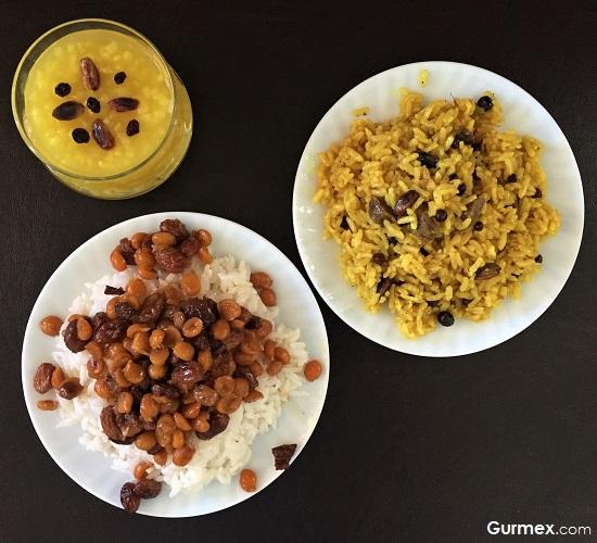 Urfa bayram kahvaltısı