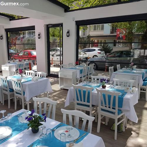 İTÜ Evi Ankara Gümüşsuyu Restoran